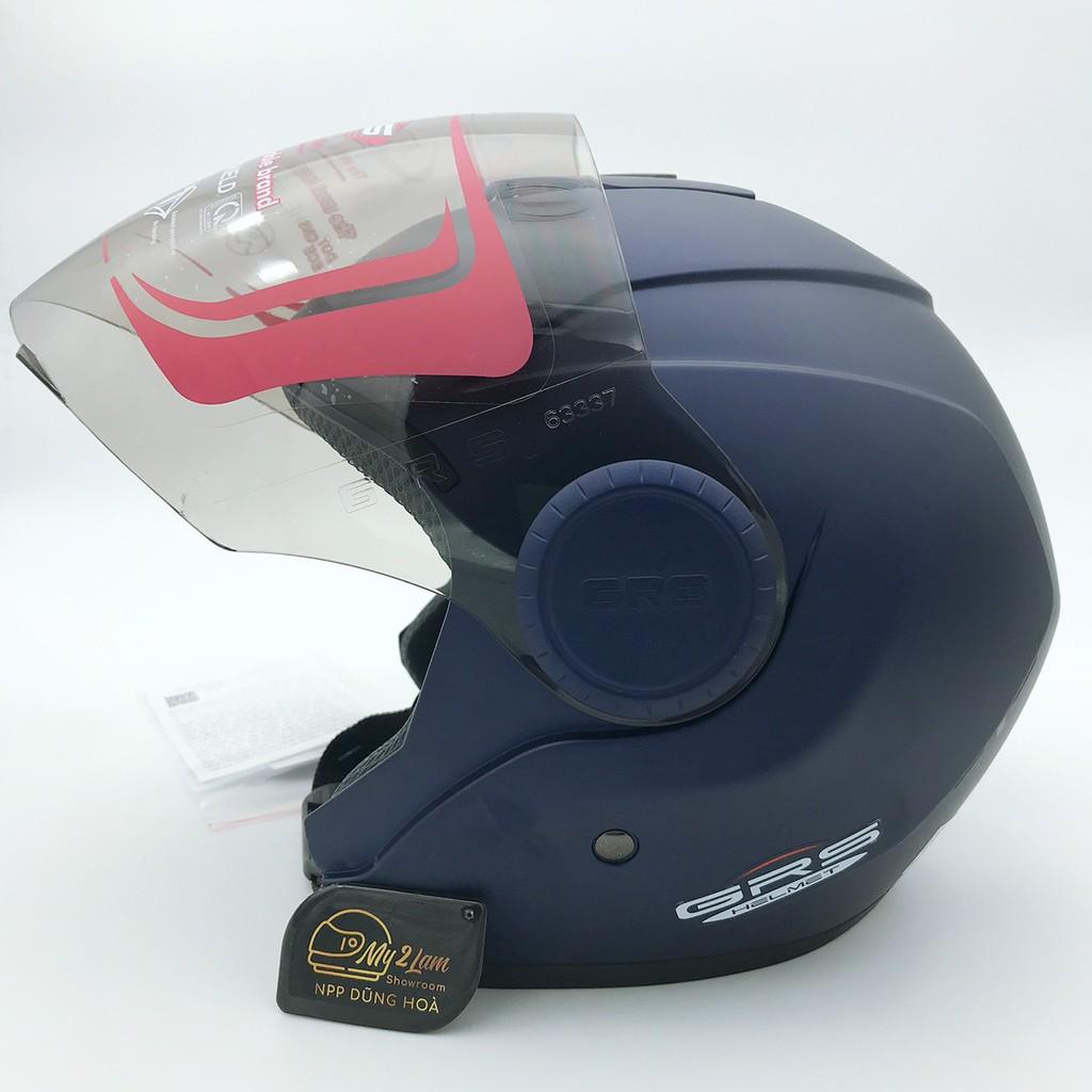 Mũ bảo hiểm 3/4 GRS 649