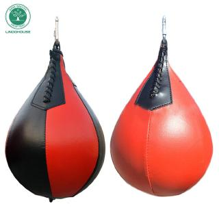 Boxing Pear Shape Punching Speedball Speed Punch Fitness Training Ball