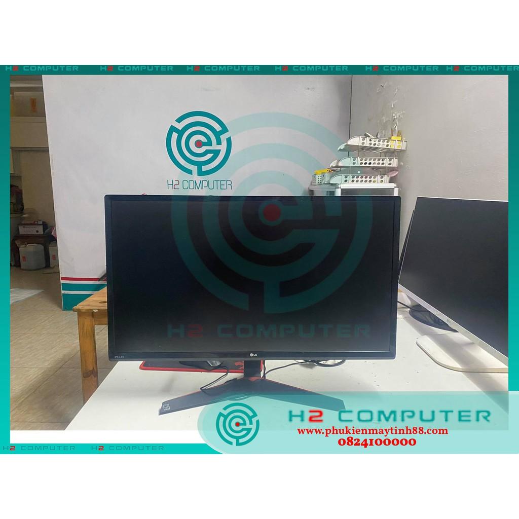 Màn hình LG 27MP59G (27 inch/FHD/LED/IPS/250cd/m²/DP+HDMI+VGA/75Hz/1ms) CŨ