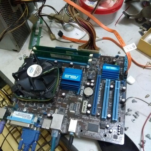 Case máy tính g41 giá rẻ chỉ 1tr