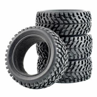 RC T7004 Grip Tires insert sponge 4PCS For HSP 1/16 Speed Short Truck