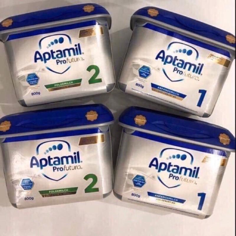 [2022]Sữa Aptamil nội địa Đức đủ số