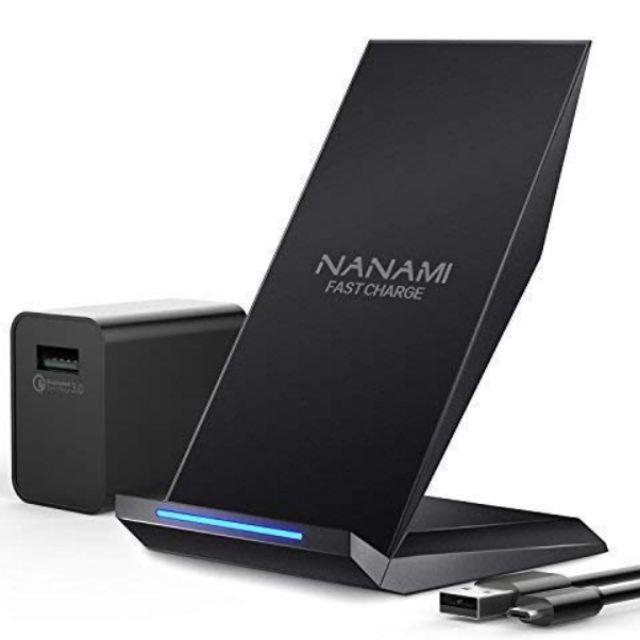 sạc không dây iPhone 12 Pro Max chính hãng - Đế sạc không dây Nanami