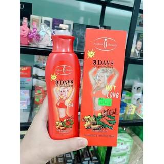 Kem Tan Mỡ Bụng 3Days