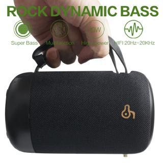 Loa Bluetooth không dây chống nước thiết kế nhỏ gọn tiện dụng kèm phụ kiện