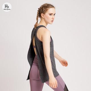 Áo tập Yoga - Gym tanktop cột lưng nơ TA704 Hibi Sports thumbnail