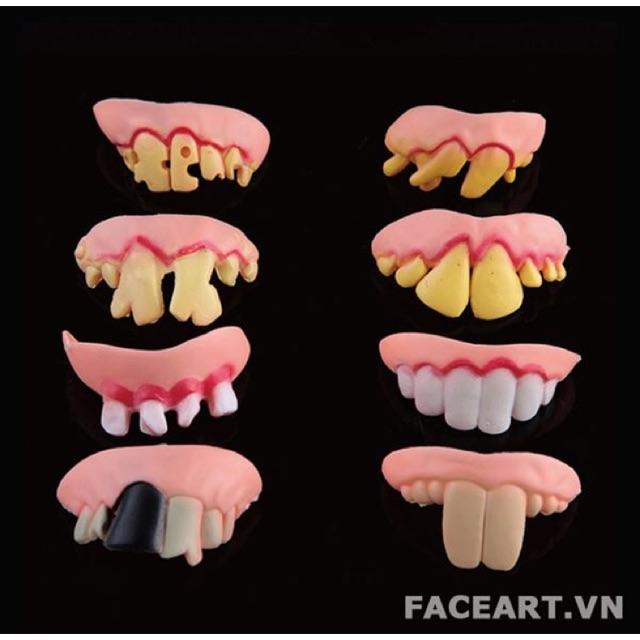 Răng giả háo trang- hàng răng giả- hàm răng hoá trang