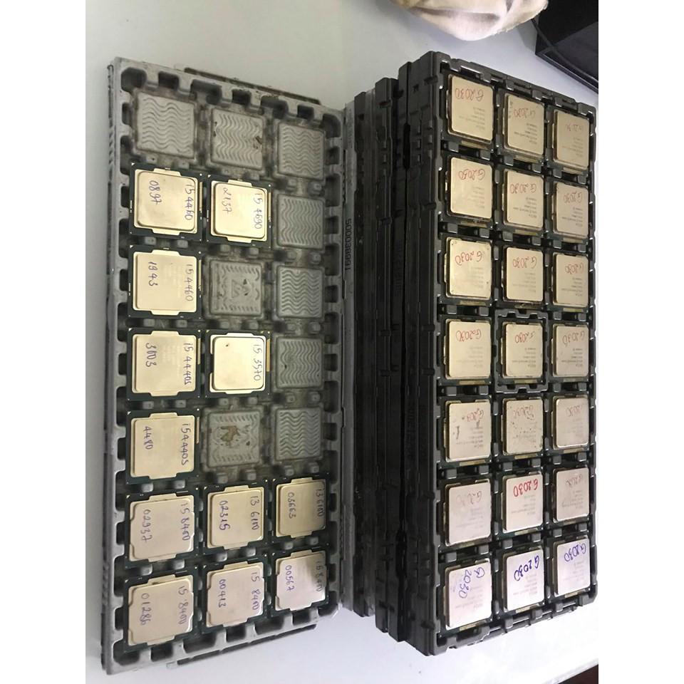 CPU Intel Core I5-8400 (2.8GHz - 4.0GHz) / SK1151V2 / Thế hệ thứ 8 ( 6 Nhân 6 Luồng ) + Fan NEW
