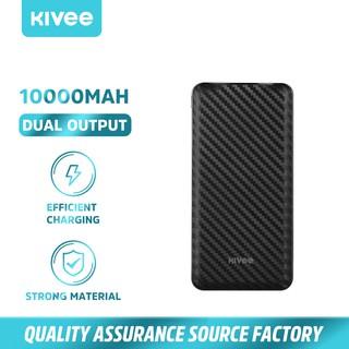 Kivee PT206D Pin dự phòng 10000mAh Sạc nhanh PD 18W sạc dự phòng thumbnail