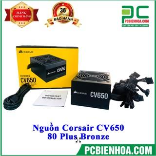 Yêu ThíchNguồn máy tính-NGUỒN CORSAIR CV650 80 PLUS BRONZE