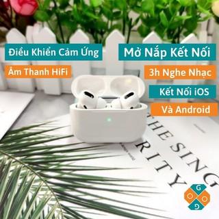 Tai Nghe i12 Pro Chống Ồn Thụ Động Kết Nối Không Dây Bluetooth 5.0 Kiểu Dáng Thể Thao Dùng Trên Android iOS Máy Tính