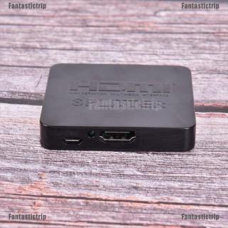 Bộ khuếch đại 2 cổng HDMI Full HD 4K 3D 1080p