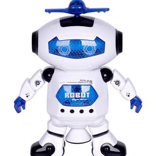 Robot nhảy múa thông minh 360 độ