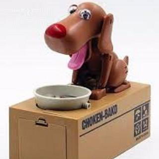 Bộ Đồ Chơi Chú Chó Ăn Xương Rất Đáng Yêu – [vietshop24h]