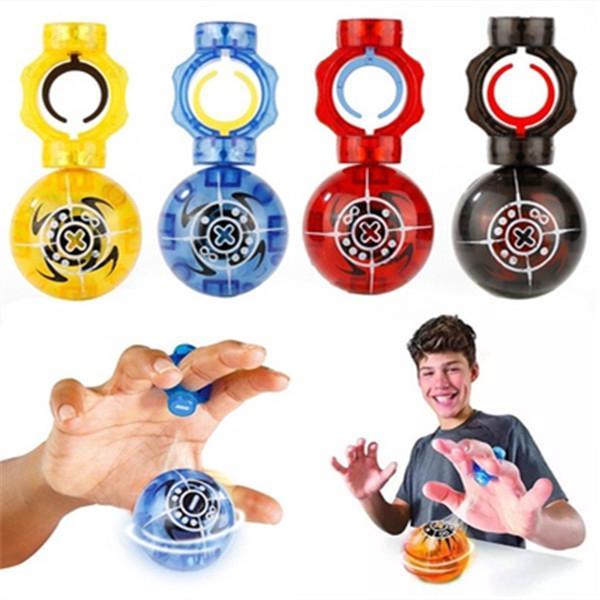 Newest Fingertip Toys Magic Magnetic Balls Flash Puzzle Balls