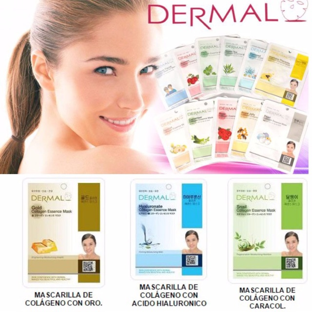 Mặt nạ Collagen Dermal Collagen Essence Mask Korea - 3067235 , 1169647780 , 322_1169647780 , 25000 , Mat-na-Collagen-Dermal-Collagen-Essence-Mask-Korea-322_1169647780 , shopee.vn , Mặt nạ Collagen Dermal Collagen Essence Mask Korea