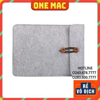 Túi Nỉ Đựng iPad Laptop Chống Sốc Macbook Air 12 inch, 13 inch, 14 inch, 15 inch, 15 6 inch chống nước cao cấp thumbnail