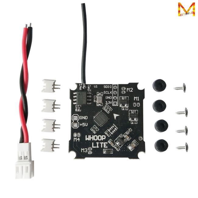 Flight Controller Board with Silverware Firmware for Whoop Lite Mini Brushed Flight Control with
