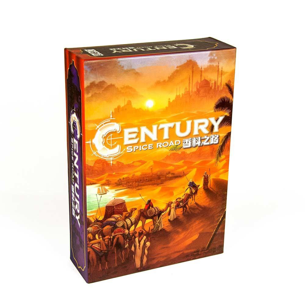 Trò chơi Century Spice Road Boardgame chiến thuật