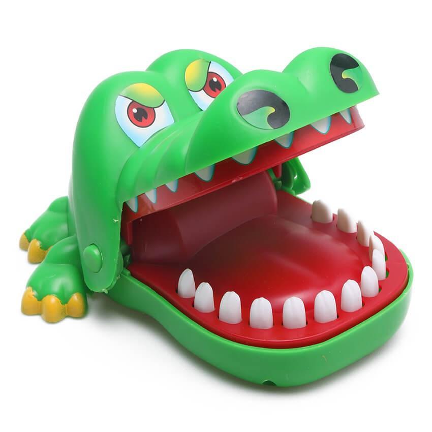 Trò chơi Khám Răng Cá Sấu LOẠI LỚN (Trong Hộp)