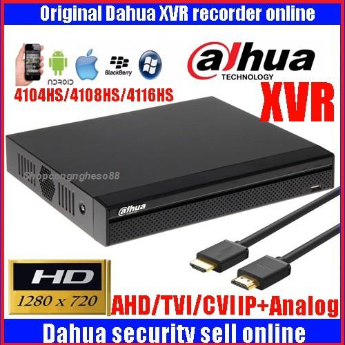 Đầu ghi hình 16 kênh 5 trong 1 DAHUA DHI-XVR4116HS-X
