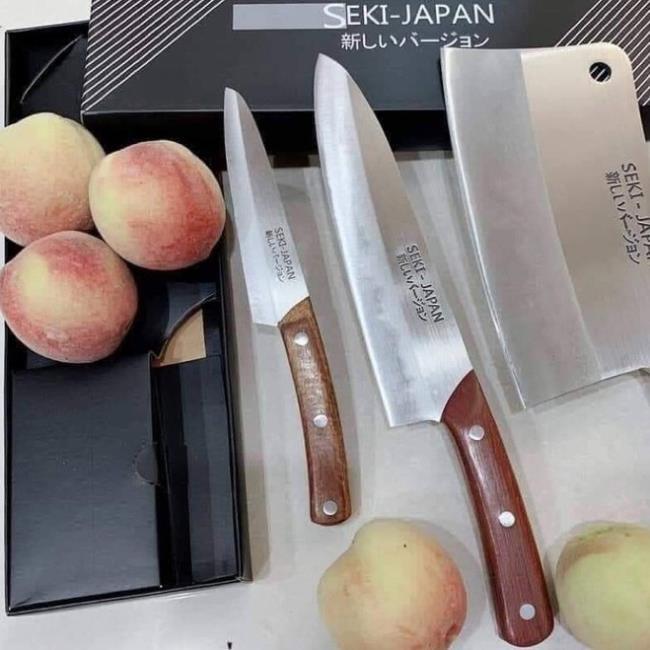 Sỉ Dao Thái - Dao gọt Seki Nhật Bản - Hàng Nội Địa Nhật