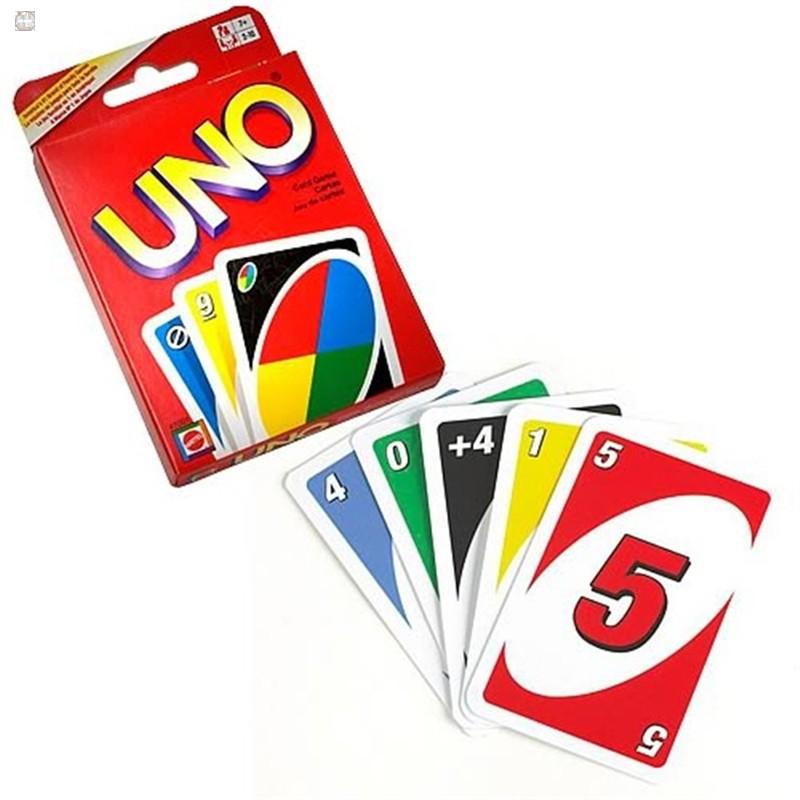 [HN]Bộ bài Uno giấy chất liệu cao cấp 108 lá