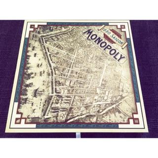 Monopoly Saigon 1880 – Cờ Tỷ Phú Sài Thành