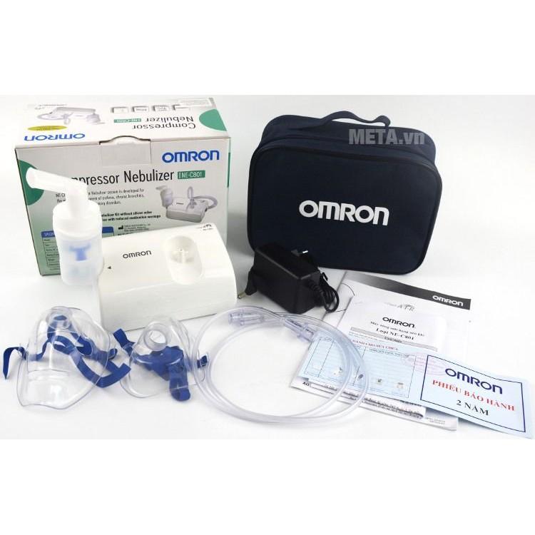 Máy xông khí dung OMRON C801