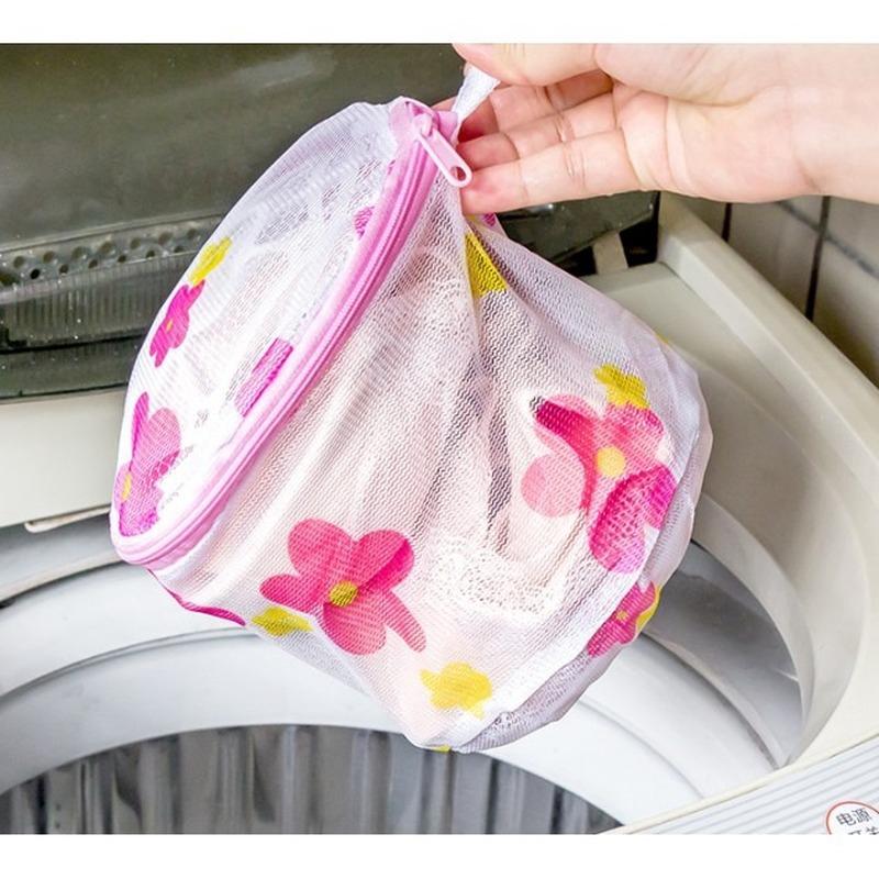 Túi Lưới Giặt Đồ Lót Tiện Lợi