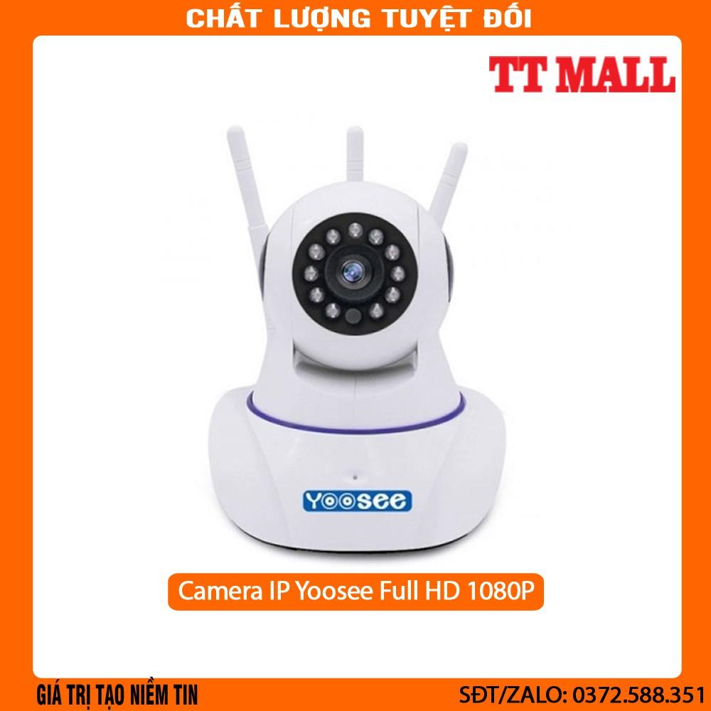 {Giá Hủy Diệt} Camera ip wifi không dây Yoosee Full HD 1080P - 2M Siêu nét