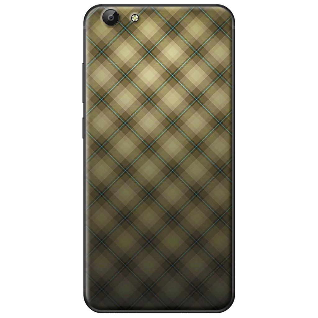 Ốp lưng Vivo Y69/Y55/Y53/V5/V5 Plus - nhựa dẻo Sọc caro