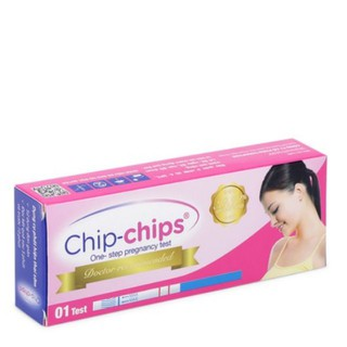 Que thử thai chip chips