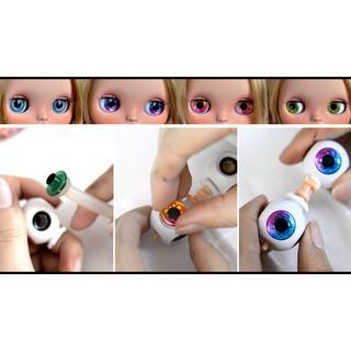 Khuôn tạo hình mắt búp bê Blythe eye chips 14mm