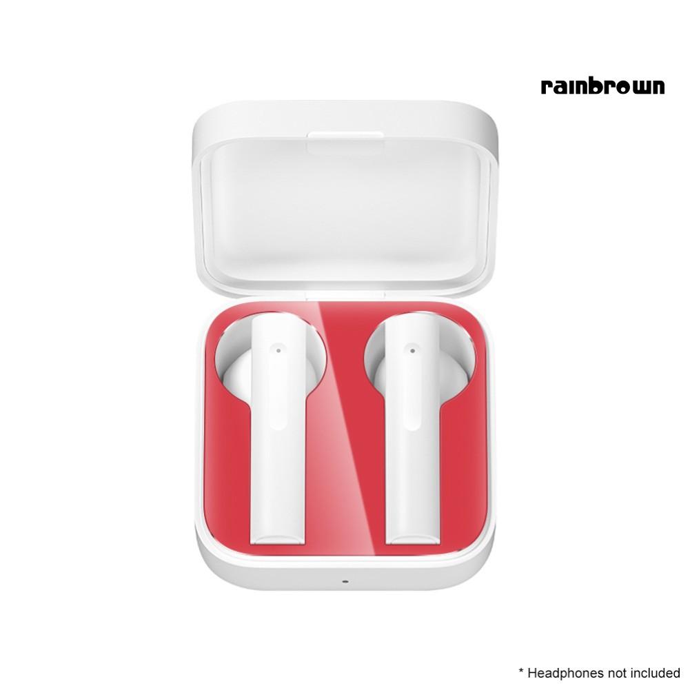 Hộp Đựng Tai Nghe Bluetooth Nhiều Màu Cho Xiaomi Air 2 Se - Tai nghe  Bluetooth chụp tai On-ear