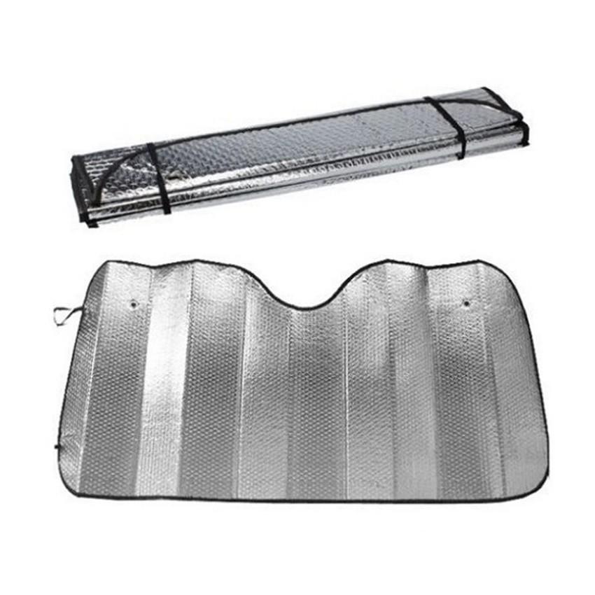 [Freeship] Che chống nắng phản quang ô tô gấp gọn kích thước125 x 70cm