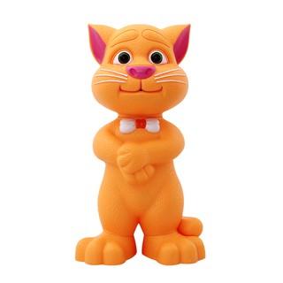 [Mã TOYSEP hoàn 20K xu đơn 50K] Đồ Chơi Mèo Thông Minh Cảm Ứng Biết Hát Nhại Giọng, Hát Và Kể Chuyện