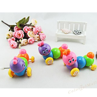 ☂Kids☂Kids Colorful Wind-up Toys Educational Toy