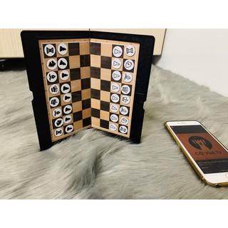 Bộ cờ vua nam châm siêu mini IPAD – Phiên bản 2 – Hàng cao cấp