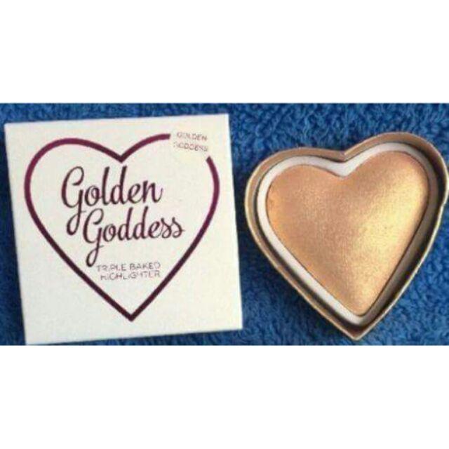 Highlighter - I Heart Makeup - Golden Goddess