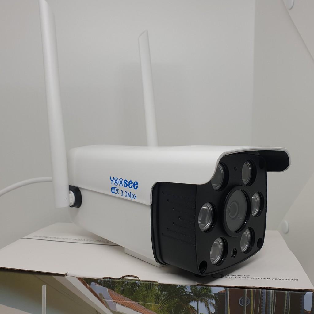 Camera IP YooSee lắp ngoài trời - Ultra HD Siêu nét 3.0Mpx