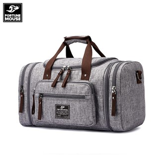 Túi xách du lịch Fortune Mouse cỡ lớn nhiều ngăn sang trọng 8642