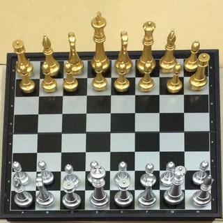 Bộ cờ vua nam châm cao cấp ( 32×32) -shop SLIMEMOCHISQUISHY