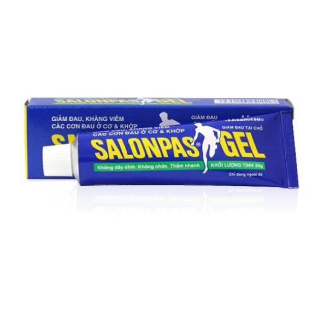 Salonpas gel 30g giảm đau, kháng viêm - 3396214 , 998302884 , 322_998302884 , 35000 , Salonpas-gel-30g-giam-dau-khang-viem-322_998302884 , shopee.vn , Salonpas gel 30g giảm đau, kháng viêm