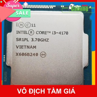 CPU i3 4170 sk 1150 LacLac Gaming