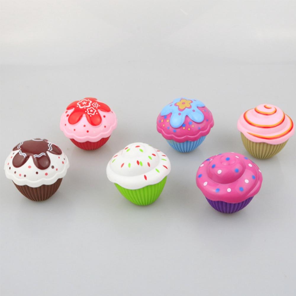 Đồ chơi bánh cupcake mini có mùi hương