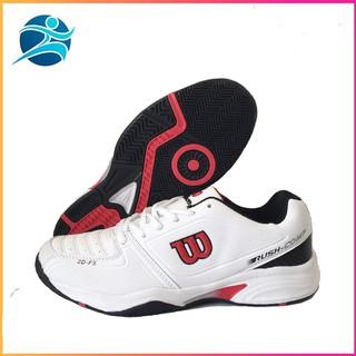 HOT Giày tennis Wilson chuyên nghiệp màu trắng, dành cho nam, đủ size | Hot He 2020 | Cực Đẹp . 2020 👟 2020