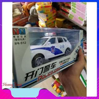 Đồ chơi xe ô tô cảnh sát Cupid Kid 1085 cho bé chất lượng nhất [SP YÊU THÍCH]
