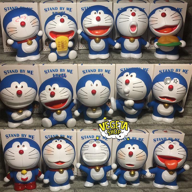Mô hình Doraemon  – Figure Doraemon Doremon – Stand by me 10cm x 5cm Fullbox – Bán lẻ đồng giá 70k