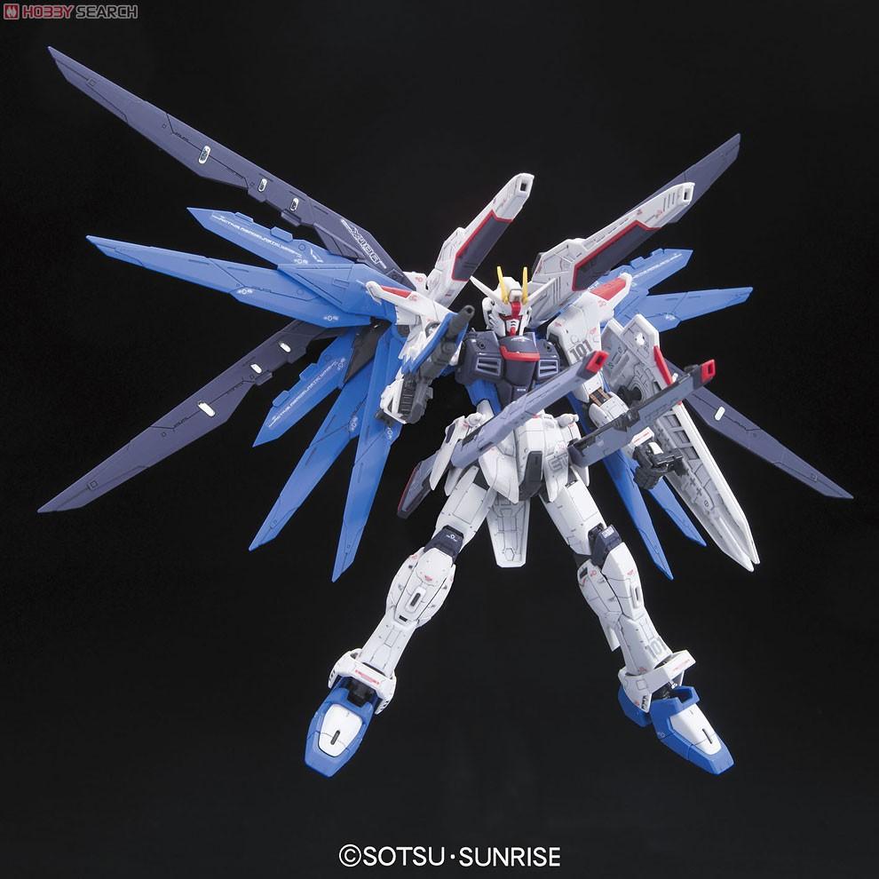 Mô hình RG 05 ZGMF-X10A Freedom Gundam